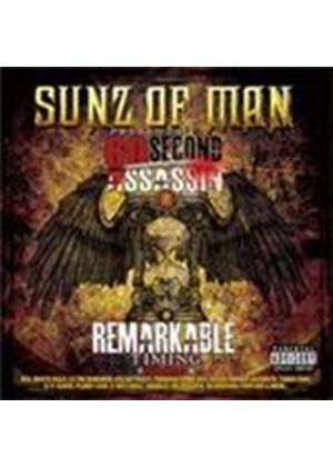 60 Second Assassin - Remarkable Timing (Sunz Of Man Presents/Parental Advisory) [PA] (Music CD)