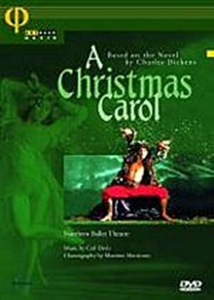 Christmas Carol, A - The Northern Ballet Theatre