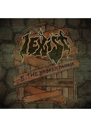 I Exist - II (The Broken Passage) (Music CD)