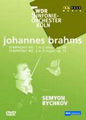 Brahms: Symphony No. 1 In C Minor, Op.68 / Symphony No. 2 In D Major, Op. 73