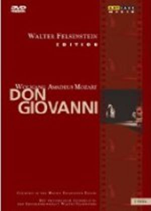 Mozart: Don Giovanni (Don Giovanni Walter Felsenstein Edition) [DVD]