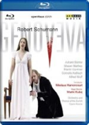Schumann: Genoveva (Live Recording From The Zurich Opera House 2008) [Blu-ray]