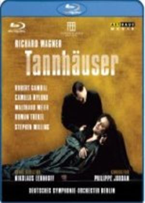 Wagner: Tannhauser (Live Recording From The Festspielhaus Baden-Baden 2008) (Blu-ray)