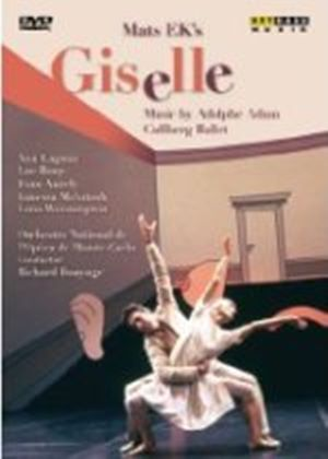Adam/Ek: Giselle (Choreography By Mats Ek - Studio Recording From 1987) (DVD) (NTSC)