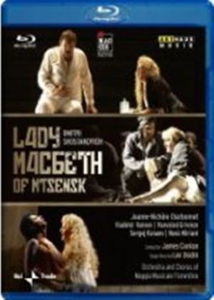 Shostakovich: Lady Macbeth (Live Recording From The Teatro Comunale Firenze 2008) (Blu-ray)