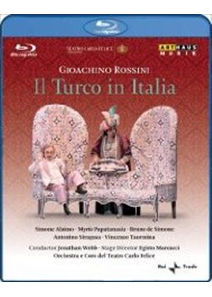 Rossini: Il Turco In Italia (Blu Ray) (2010)