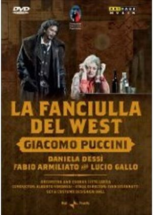 Puccini: La Fanciulla Del West (DVD) (2010)