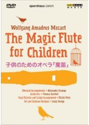 Mozart: Magic Flute - Children (DVD) (2010)