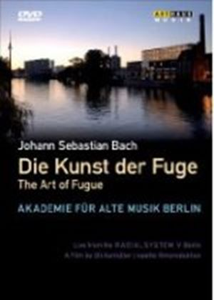 J.S Bach: The Art Of Fugue