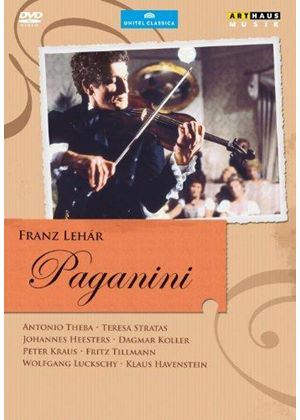 Franz Lehár: Paganini (Music CD)