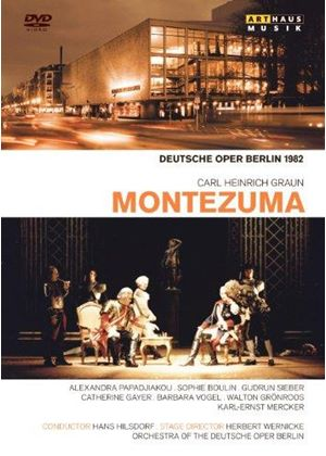 Carl Heinrich: Montezuma (Music CD)