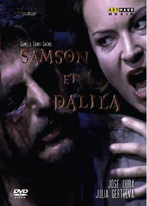Saint-Saëns: Samson et Delila (Music CD)