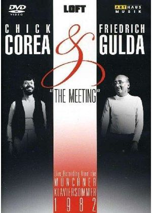Chick Corea - Meeting (+DVD)