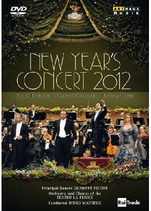 New Years Concert, 2012 (Music CD)