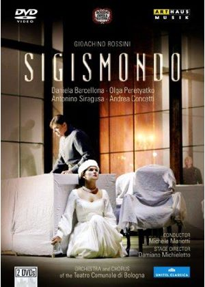 Rossini: Sigismondo (Music CD)