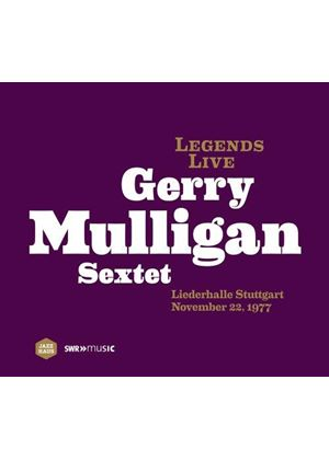 Gerry Mulligan - Stuttgart 1977 (Music CD)