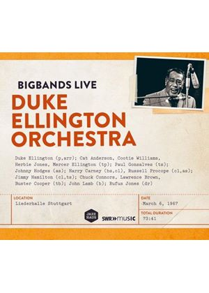 Duke Ellington - March 1967 (Music CD)