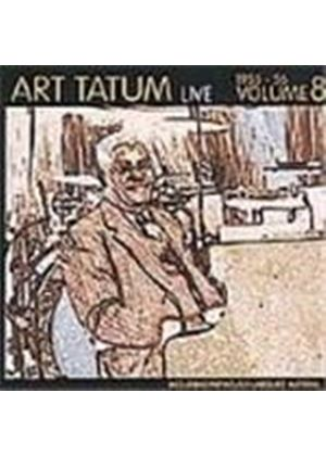 Art Tatum - Live Vol.8 (1955-1956)