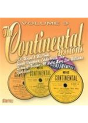 Various Artists - Continental Sessions Vol.3, The