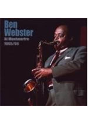 Ben Webster - At Montmarte 1965-1966