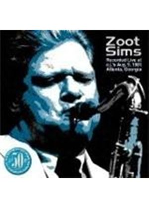 Zoot Sims - Live At EJ's