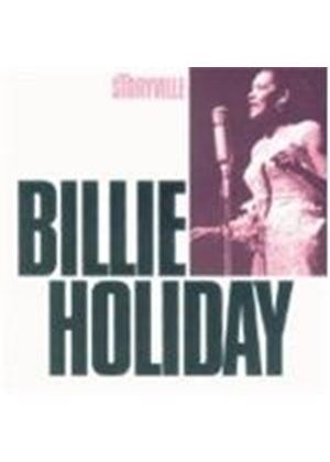 Billie Holiday - Masters Of Jazz