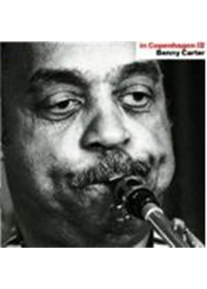 Benny Carter - In Copenhagen (Music CD)