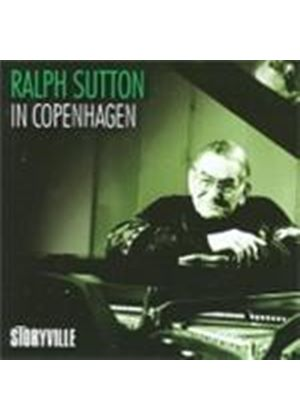 Ralph Sutton - In Copenhagen (Music CD)