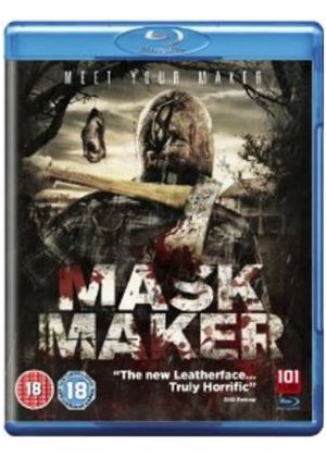 Mask Maker (Blu-Ray)