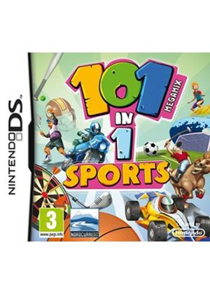 101 in 1 Megamix Sports (Nintendo DS)