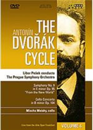 Antonin Dvorak Cycle Vol.4