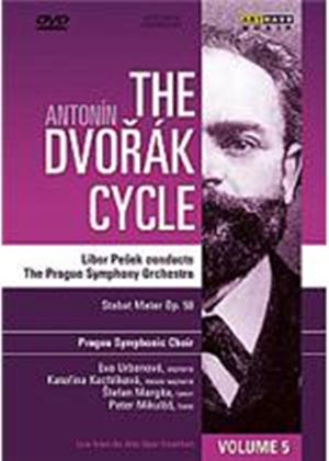 Antonin Dvorak Cycle Vol.5