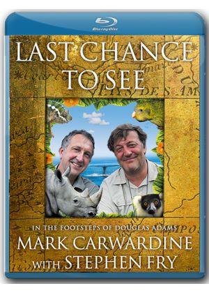 Stephen Fry - Last Chance To See (Blu-Ray)