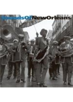 Various Artists - Sounds Of New Orleans Vol.3 (Music CD)