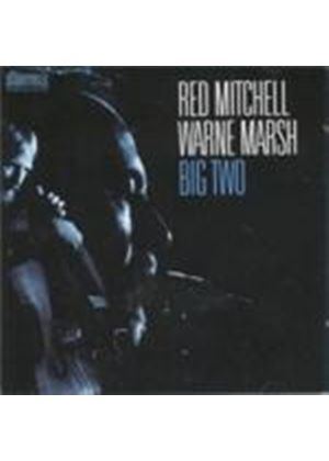 Red Mitchell & Warne Marsh - Big Two (Music CD)