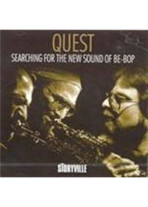 Quest - Searching For The New Sound Of Bebop (Music CD)