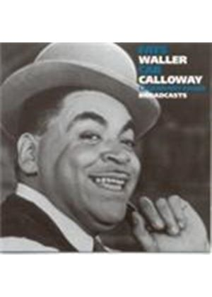 Fats Waller/Cab Calloway - Legendary Radio Broadcasts Vol.3 (Music CD)