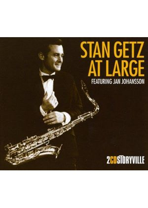 Stan Getz - Stan Getz at Large (Music CD)