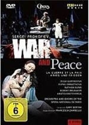 Sergei Prokofiev - War And Peace