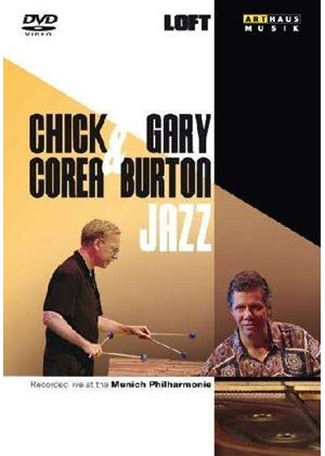 Chick Corea - Chick Corea and Gary Burton (+DVD)