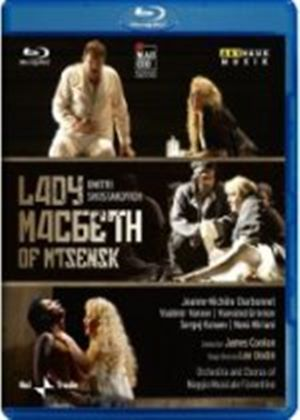 Shostakovich: Lady Macbeth (Live Recording From The Teatro Comunale Firenze 2008) [Blu-ray]