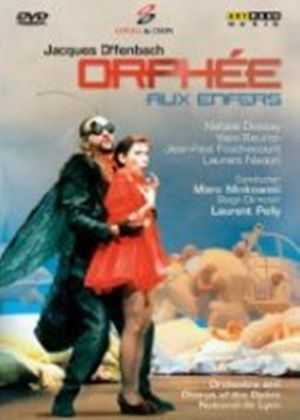 Offenbach: Orpheus (Live Recording From The Opera National De Lyon 1997) (DVD]) (2009)