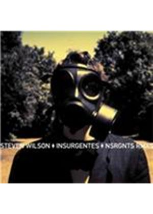 Steven Wilson - Insurgentes (+2DVD) (Music CD)