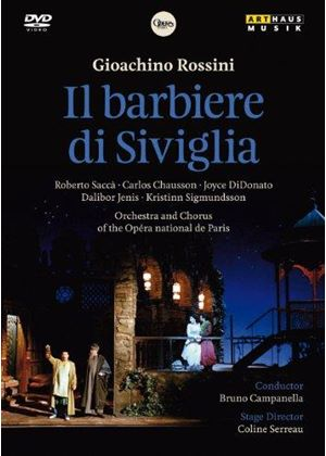 Rossini: Il barbiere di Siviglia (Music CD)