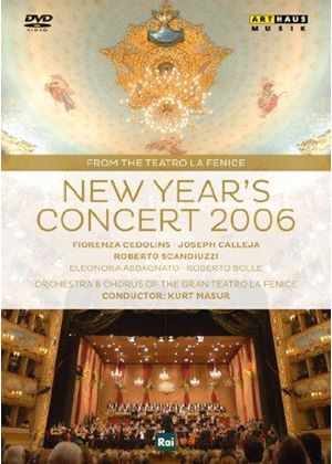 New Year's Concert 2006 (Music CD)