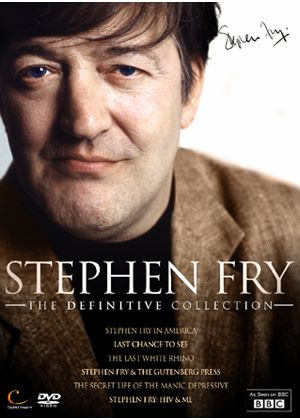 Stephen Fry - The Definitive Collection