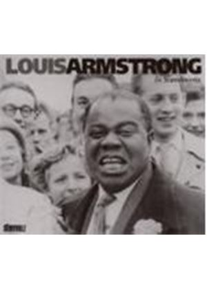 Louis Armstrong - Louis Armstrong In Scandinavia (Music CD)