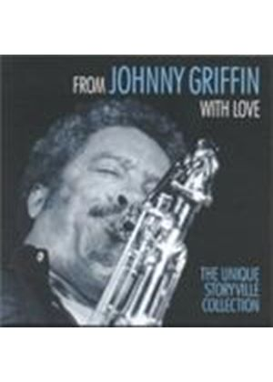 Johnny Griffin - With Love (+DVD)