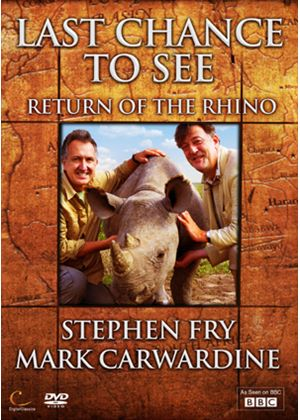 Stephen Fry - Last Chance To See - Return Of The Rhino