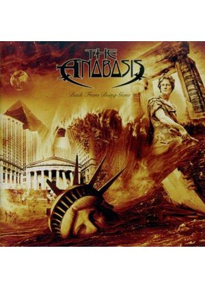 Anabasis (The) - Back from Being Gone (Music CD)